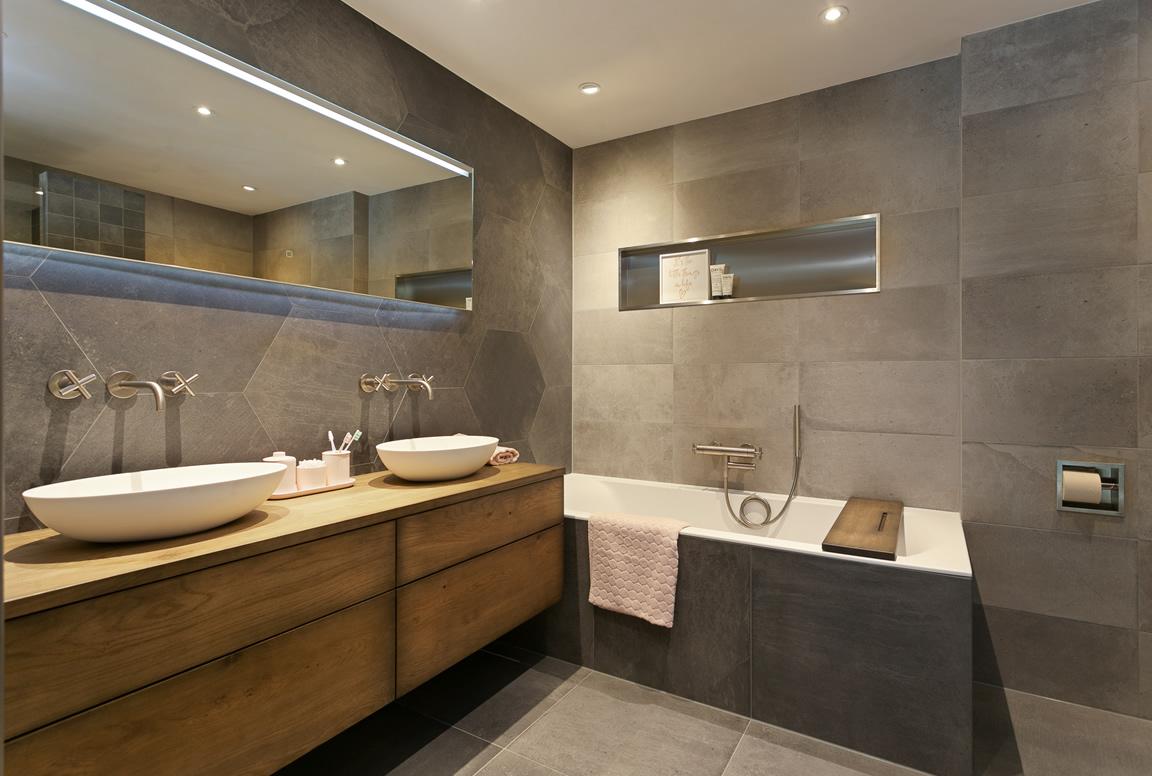 Complete badkamer concrete for Complete badkamer aanbieding