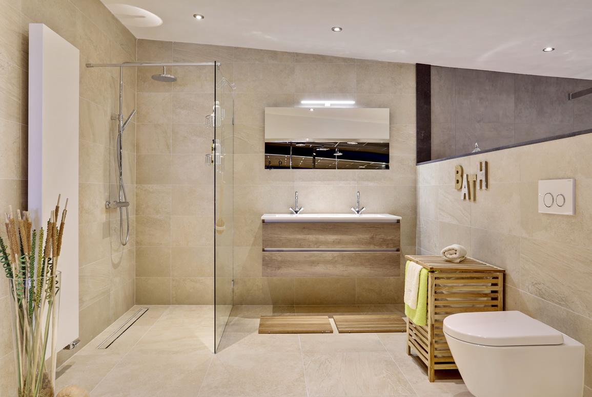 Complete badkamer sand for Planner badkamer