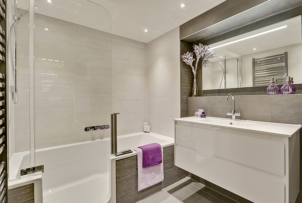 Complete badkamer twinline for Complete badkamer aanbieding