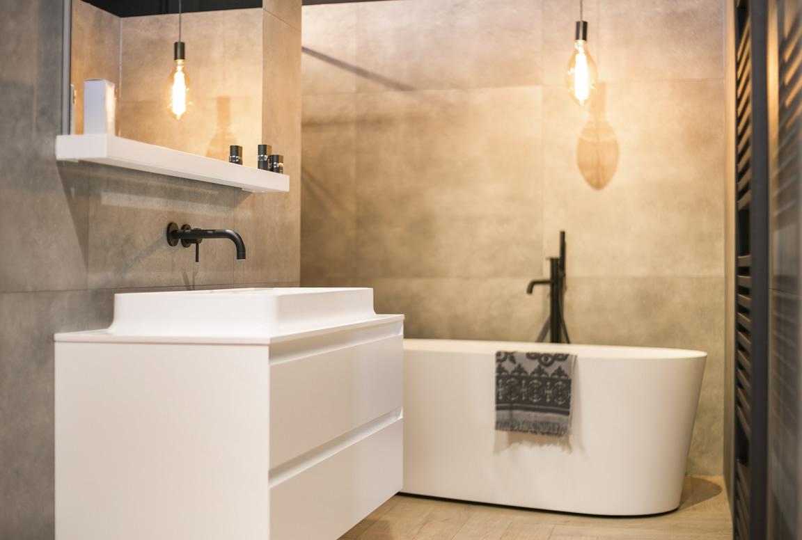 Complete badkamer vtwonen mold for Complete badkamer aanbieding